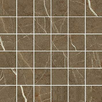 Мозаика Marmori Пулпис Бронзовый (5х5) 30х30