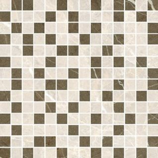 Мозаика Marmori Пулпис Бронзовый Микс (3x3) 29,4х29,4